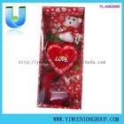 Musical Valentine Bear With Ring
