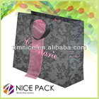 Newest Design Eco-friendly Paper Shopping Bag