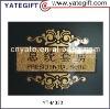 hot sale custom decorative door plates