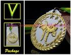 Trophy Medal Metal Enamel for Tae Kwon Do