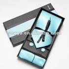 2012 Colorful Fashion Men's Necktie Set