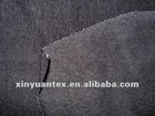 Cotton denim knit fabric with spandex