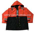 CE-approved 150N Built-in Inflatable Life Jacket with Reflective Tapes/Safety Belts