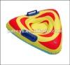inflatable snow tube & river tube & pvc snow tube