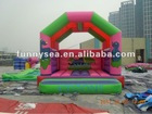 2012 newly designed exciting stable hot inflatable jumper