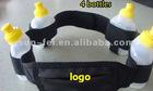 Hydration Belt with Flasks,Hydro Belt, Custom Hydration Belt with Bottles