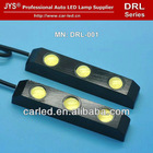 Xenon White 3 Led Daytime Running Lights (DRL) Kit