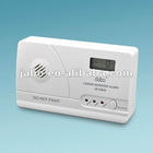 CO Detector with LCD Displayer, EN 50291 certified
