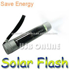 LED Solar Flash Light 2011 Partable