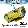 HD 720P Outdoor Sports and Underwater mini DV