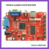 VGA TO CGA, CVBS, S-VIDEO CONVERTER Board