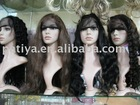 full lace health wig 100% indian remy hair