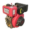 6hp 178F air-cooled single cylinder 4 stroke diesel engine