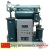 Vacuum insulating oil filtration machine
