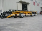Three Axles Drawbar Trailer