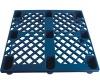 Plastic pallet moulding for transport