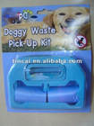 Doggy Waste Pick-Up Kit/Spenser