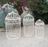 Beautiful, innovative bird cage style wedding gift card Holder