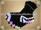 Lady Cotton Lurex Socks