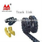 Excavator track link assy/Chain link EX100