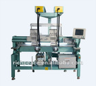 cap& tubular embroidery machine with laser device