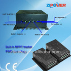 MPPT solar charge controller 12v/24v 40Amp, Three stage charge