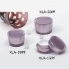 wholesale 50g plastic acrylic jar