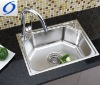 Multifunctional Stainless Steel Sink FTS5843