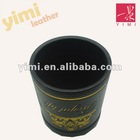 7.5*10cm leather dice cup