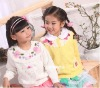 2012Fashion and Cute children girls knitwear
