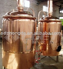 500L micro brewery in India equipment