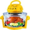12L yellow color mini toaster oven--HMH-8A