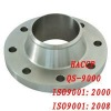 sanitary stainless steel weld neck flange
