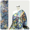 fashion chic digital printing on silk scarves for winter