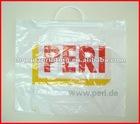 2012 hot sale pvc coated cotton bag