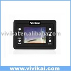 Portable car DVR with 2.4 inch LCD and support up to 16GB memory