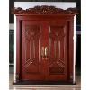 interior rose wood door