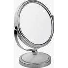 new fashion stainless steel desktop makeup mirror