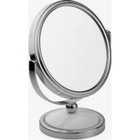 new fashion stainless steel desktop makeup mirror