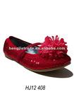 girl's fashion ballerina shoe