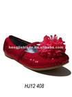 girl's fashion ballerina shoe