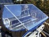 glass for solar collector