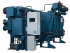 Direct-fired LiBr absorption chiller