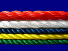 Ropeking pe pp rope/poly twisted rope for sale