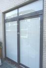 Double panel patio slider doors with venetian blinds,pvc double glazing sliding doors for balcony,safety door design with grill