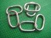 Oval rings shoe rings shoe buckles