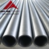 High quality Seamless Titanium Tube for Gr1 ASTM B338 with metal grey for industry and medical use