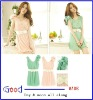 fashion Woman chiffon dress 2 colors