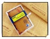 Hot Selling Envelope Leather Case/Cover/Shell for iphone4g/4s,Nice Packaging,Best Quality!