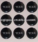 Epoxy Dome sticker